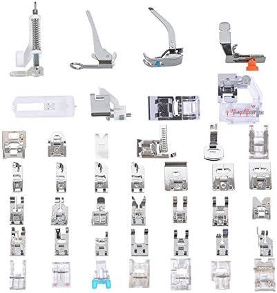 nuzamas [actualizado] 42pcs profesional máquina de coser ...