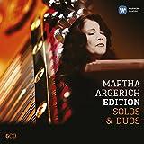 Martha Argerich Edition: Solo Duo Piano