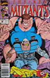 THE NEW MUTANTS #88, April 1990 (Volume 1)