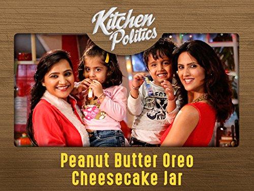 Peanut Butter Oreo Cheesecake Jar ()