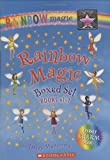 Rainbow Magic Boxed Set, Books #1-7: (Plus sparkly charm)
