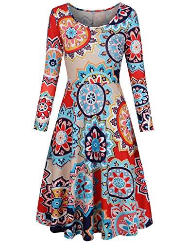 nice winter dress - 7