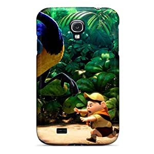 For JamesDLaughlin Galaxy Protective Case, High Quality For Galaxy S4 Pixar&039;s Up Hd Wide Skin Case Cover