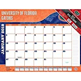 Turner 1 Sport Florida Gators 2019 22X17 Desk Calendar Office Desk Pad Calendar (19998061477)