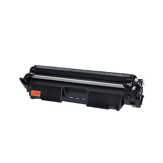 YH-Ink para el Cartucho de tóner Laserjet HP 17A Negro (CF217A ...