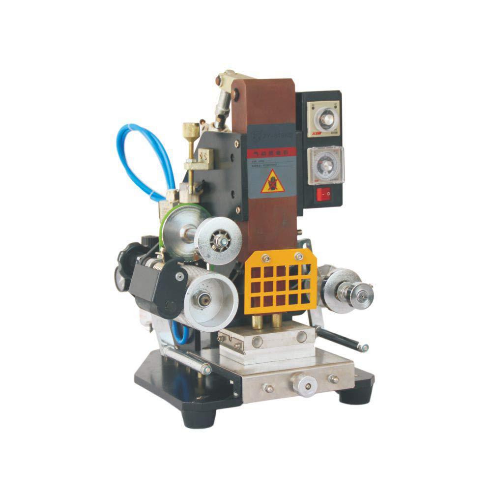 Hot Stamping Machine High Speed Semi-Automatic Hot Stamping Machine 220v(Printing Area 80x110mm) by GOLDEN ELEPHANT
