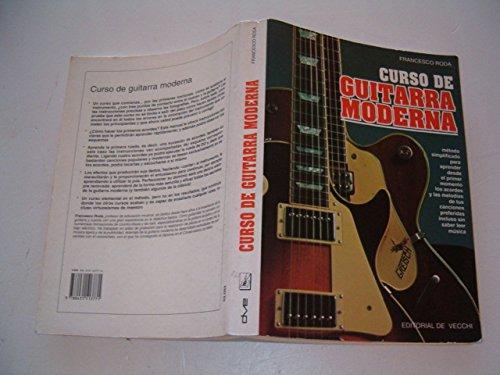 Curso de guitarra moderna: Amazon.es: Roda, Francesco: Libros