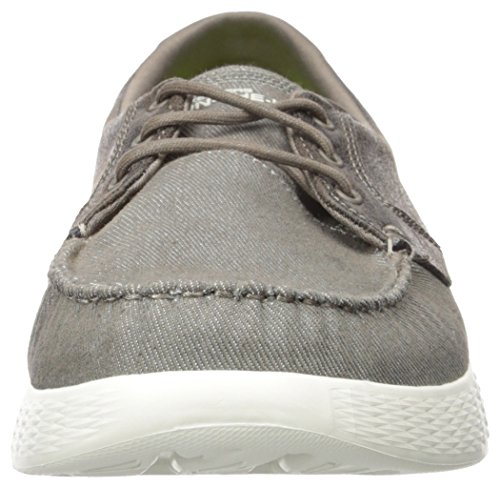 Skechers On The Go Glide Taupe 53770TPE, Bootsschuhe