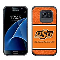 NCAA Oklahoma State Cowboys True Grip Football Pebble Grain Feel Samsung Galaxy Alternate S7 Case