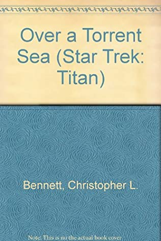 book cover of Over a Torrent Sea