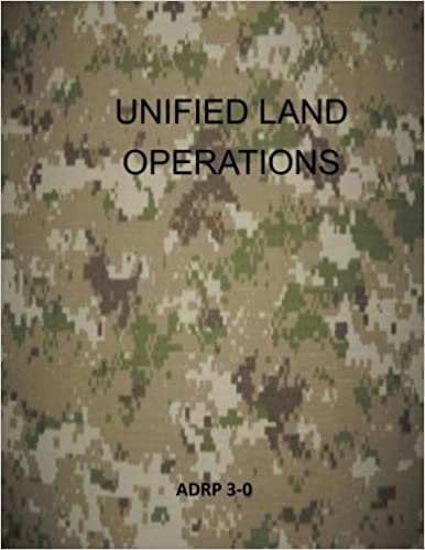 Unified Land Operations: ADRP 3-0