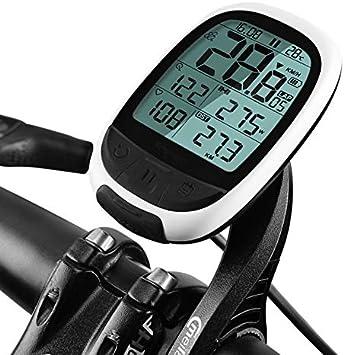 Thole Ciclo CronóMetro InaláMbrico GPS Bicicleta Computadora ...