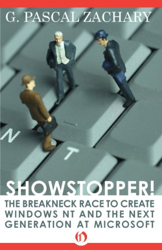 Showstopper!: The Breakneck Race to Create Windows NT and the Next Generation at Microsoft Pdf