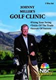 Johnny Miller's Golf Clinic 3-PK