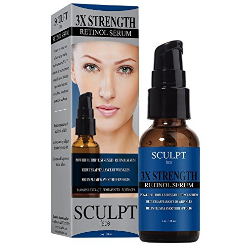 SCULPT 3X Strength Retinol - Defense Serum Lift