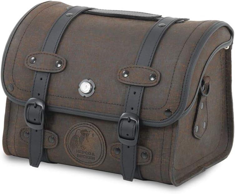 Smallbag Rugged 25 l Marron avec Fermeture Rapide pour ponts /à Bagages ou ponts /à Bagages