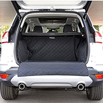 UK Custom Covers QBL185 Tailored Quilted Boot Liner Mat