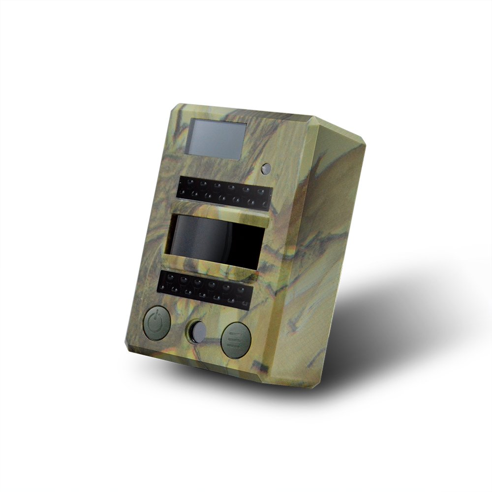 HKCYSEA 【NEW VERSION】S690 Waterproof Hunting Camera HD Infrared Night Vision Sensor Surveillance Digital Game Camera by HKCYSEA (Image #1)