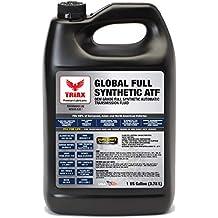Triax Global Synthetic ATF - OEM Grade for Honda DW-1, Allison TES 295, BMW, Audi, Mercedes Benz, VW, Honda DW1, Toyota, ATF +4, Ford Mercon V/LV, Dexron VI, Nissan, ZF 6HP (1 Gallon)