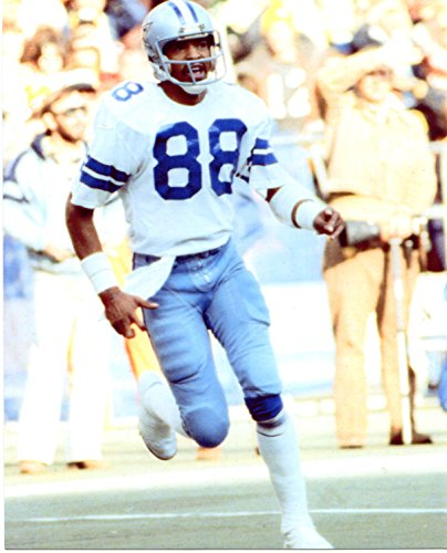 - DREW PEARSON DALLAS COWBOYS 8X10 SPORTS ACTION PHOTO (PL-2)