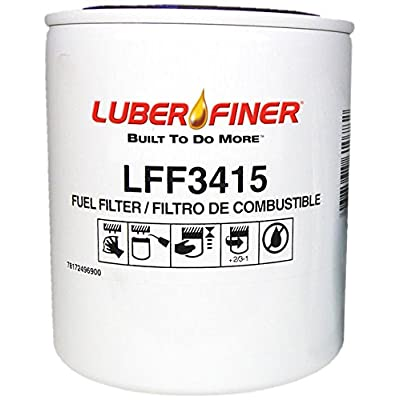 Luber-finer LFF3415 Heavy Duty Fuel Filter: Automotive