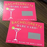 Pack Of 24 Naughty Bachelorette Party Game Scratch Off Cards - Funny Bridal Shower Sash Veil Ballon Party Decorations Kit Engagement Supplies Wedding Favors Photo She Said Yas Forever Miss To Mrs Gift