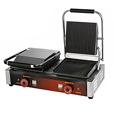 Electric Panini Grill \ Sandwich Contact Grill
