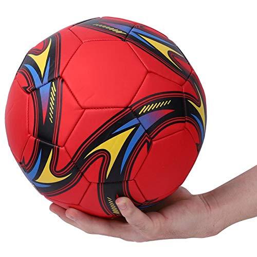 aolongwl Balón de fútbol Tamaño 5 Entrenamiento Profesional Competición De Fútbol Máquina De Pelota De Fútbol Costura…