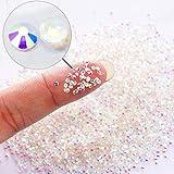 5000Pcs Ultra Mini 1.2mm Diamond DIY Glass Sand