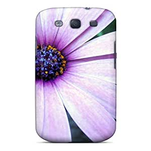 Dana Lindsey Mendez SHvyIie2930kwiQm Case For Galaxy S3 With Nice Purple Aster Appearance