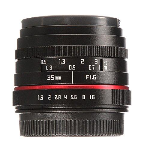 chic fotga 36mm f 1 6 manual focus mf prime lens for sony e mount rh itds com sony nex 7 with manual focus lenses NEX-7 Availability