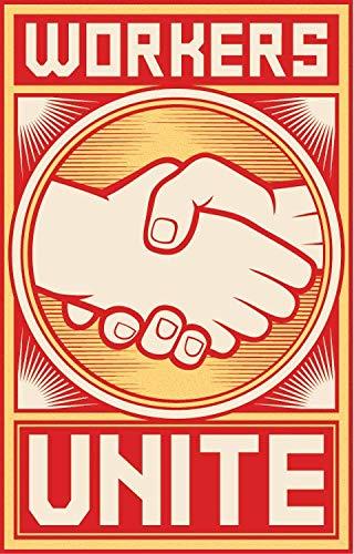 Workers Unite Handshake USSR Soviet Union Window Truck Car Bumper Sticker Decal 3