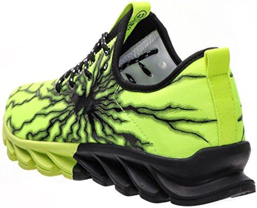 BRONAX Für 38 Mode Gymschuhe 46 Männer Farben Grün 6 rqrzE6w