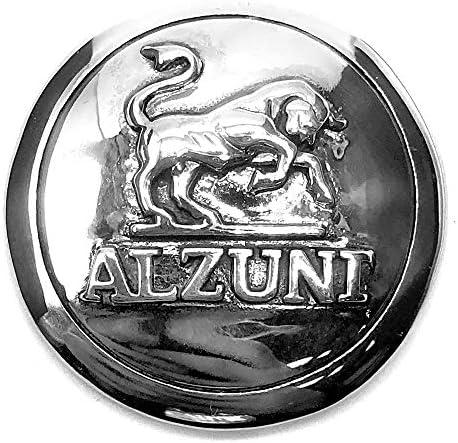 ALZUNI ブランド 正規販売 新品 シルバー コンチョ ネジ式 アルズニ ロゴ SILVER 950 シリーズ 高純度