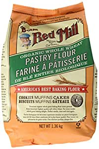 Bob's Red Mill Whole Wheat Pastry (Organic), 1.36kg