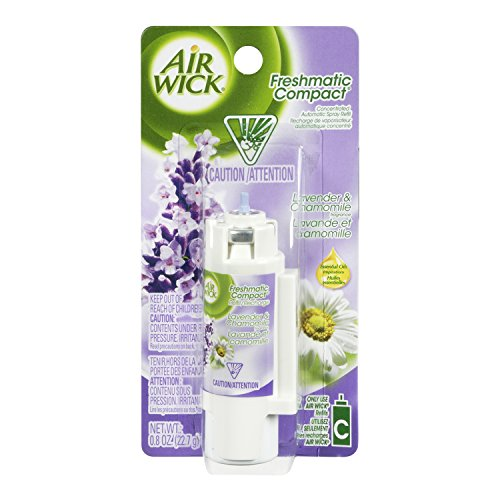 Air Wick Freshmatic Compact Automatic Spray Refill, Laven...