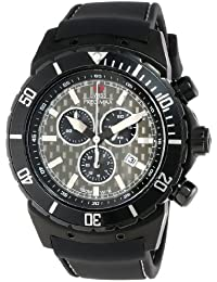 Men's SP13283 Pursuit Pro Sport Grey Dial with Black Silicone Band Watch