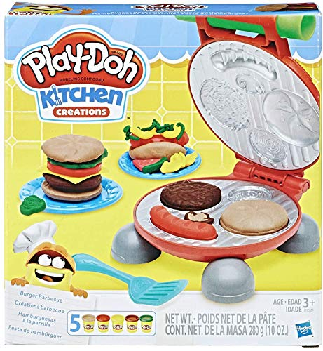 Play-Doh Kitchen Creations Burger Barbecue (Train A Dog Save A Warrior Complaints)