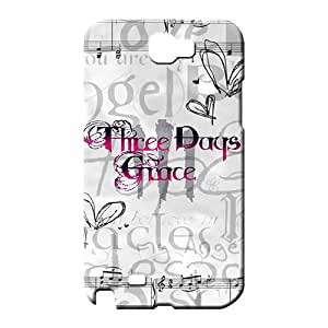 samsung note 2 case Cases Hot New phone back shells three days grace
