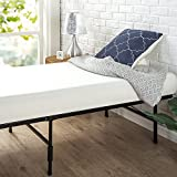 #2: Zinus SC-SBBK-14NT-FR Smartbase Bed Frame Metal, Narrow Twin