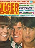 TIGER BEAT - THE MONKEES Davy Jones BEATLES Dark Shadows MARK LINDSAY & RAIDERS Dino Martin August 1968 (Tiger Beat)