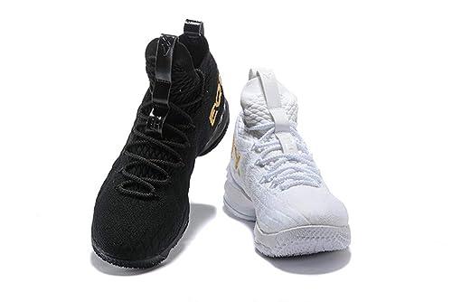 huge selection of adb74 ff9f3 YUEE Men's Lebron XV Equality Basketball Shoes