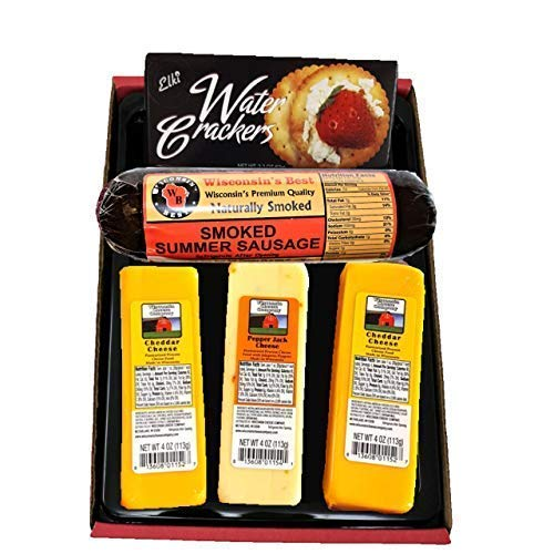 Wisconsin Cheese, Sausage & - Gift Boxes Meat