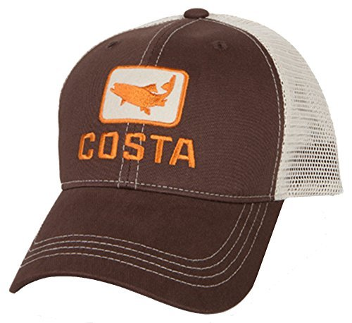 Costa XL Trout Trucker Hat  38bf24110a06