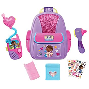 Doc Mcstuffins Just Play First Responders Backpack Set 1