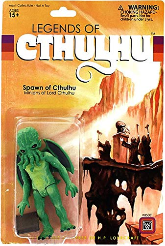 Legends of Cthulhu Spawn of Cthulhu 3.75