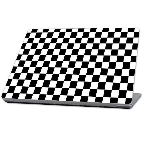 【最安値に挑戦】 MightySkins Protective Skin Durable B07896T27F and Unique Microsoft Vinyl Decal wrap cover Skin for Microsoft Surface Laptop (2017) 13.3 - Check Black (MISURLAP-Check) [並行輸入品] B07896T27F, キングベア:05b29e82 --- a0267596.xsph.ru