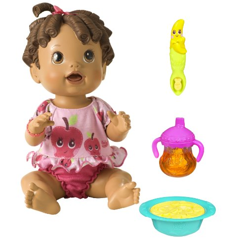 Baby Alive Baby All Gone - Hispanic