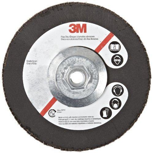 3M Flap Disc 577F, T29, Alumina