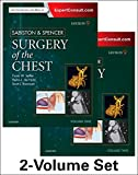 Sabiston and Spencer Surgery of the Chest: 2-Volume